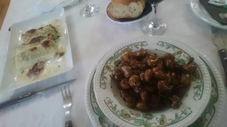 Restaurant Can Quel Carrer la Font