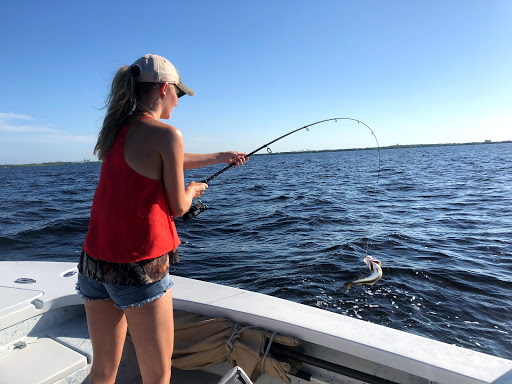 Tampa fishing charter guides