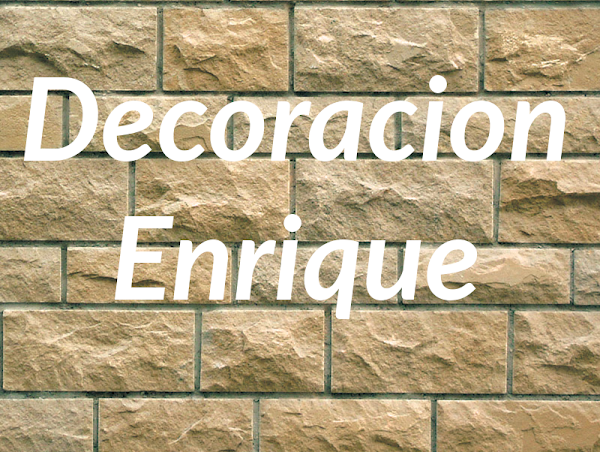 Decoracion Enrique - PyDES