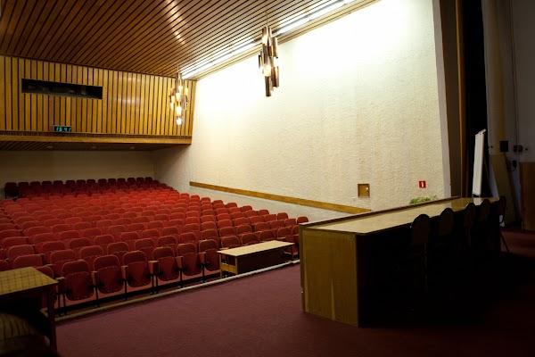 Конференц-отель «Голицыно, УМЦ (Центр конгрессного туризма и отдыха)» в городе Голицыно, фотографии