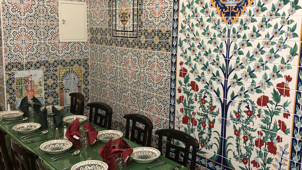 photo du resaurant Le Soleil De Tunis