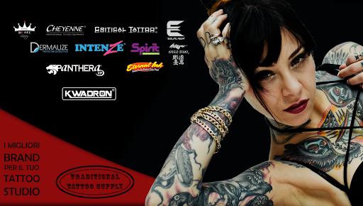 Traditional Tattoo Supply - Negozio di tatuaggi e piercing Rende