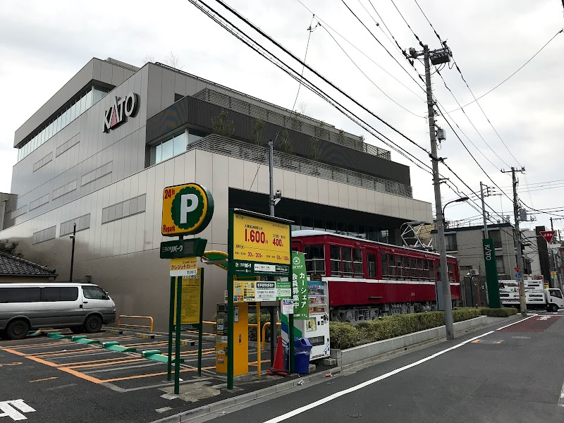 カトー ホビー 東京 店 センター