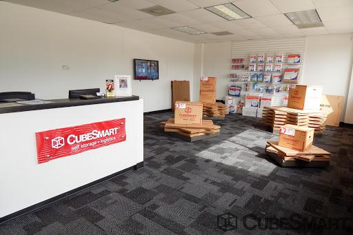 Self-Storage Facility «CubeSmart Self Storage», reviews and photos