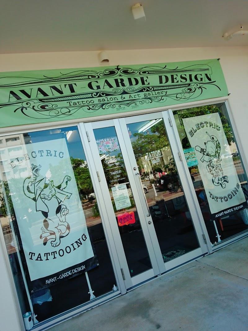 AVANT-GARDE DESIGN