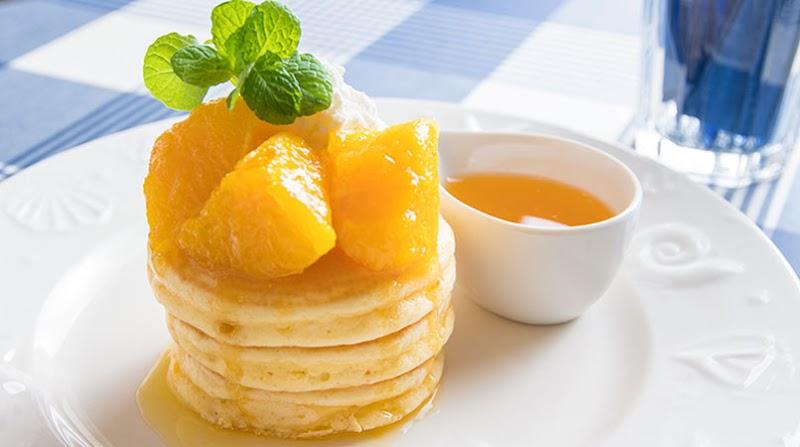 江の島パンケーキ
