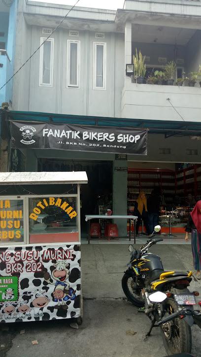 Fanatik Bikers Shop - Jl. BKR, Bandung