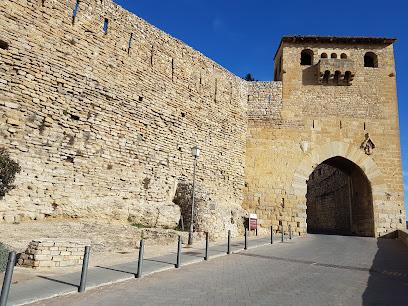 Porta de Sant Mateu