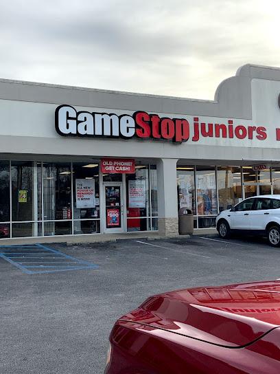 Video game store GameStop