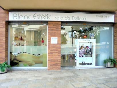 imagen de masajista Blanc Estètic Saló De Bellesa