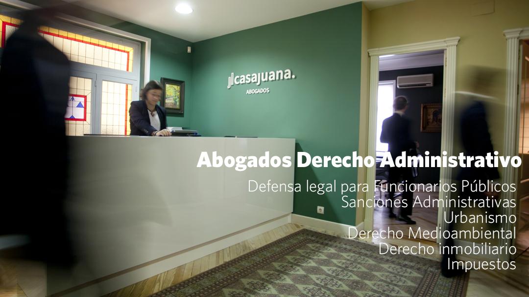 Abogados Derecho Administrativo