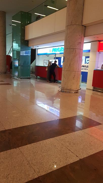 Car rental agency Payless Car Rental - Ankara Esenboğa Havalimanı