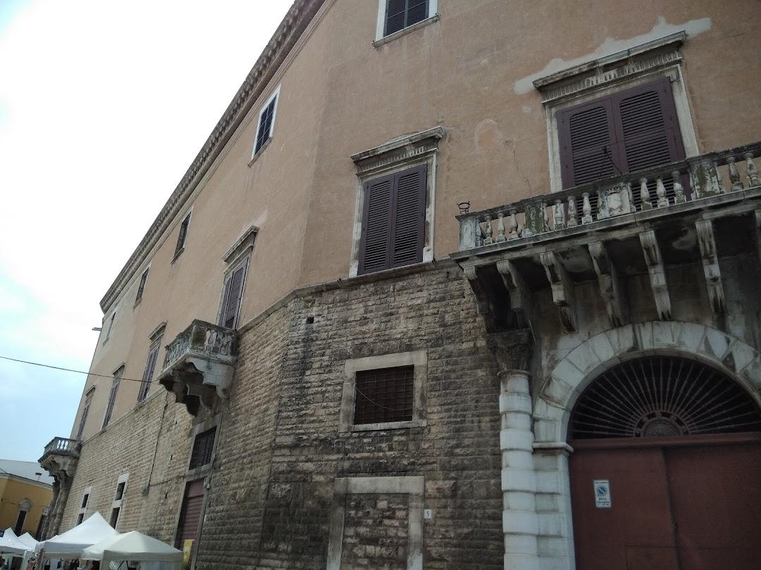 Palazzo Ducale Carafa