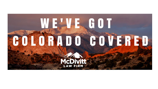 McDivitt Law Firm, 19 E Cimarron St, Colorado Springs, CO 80903, Personal Injury Attorney