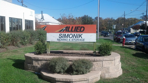 Moving and Storage Service «Simonik Moving & Storage Co», reviews and photos, 5 Easy St, Bound Brook, NJ 08805, USA