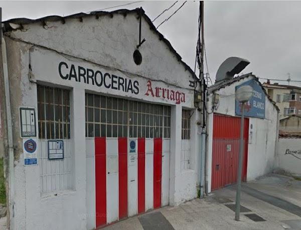 CARROCERÍAS ARRIAGA S.C.
