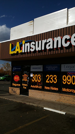 L A Insurance, 7199 W Colfax Ave, Lakewood, CO 80214, USA, Insurance Agency