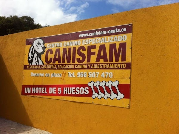 CANISFAM  Canis familiaris S.L.