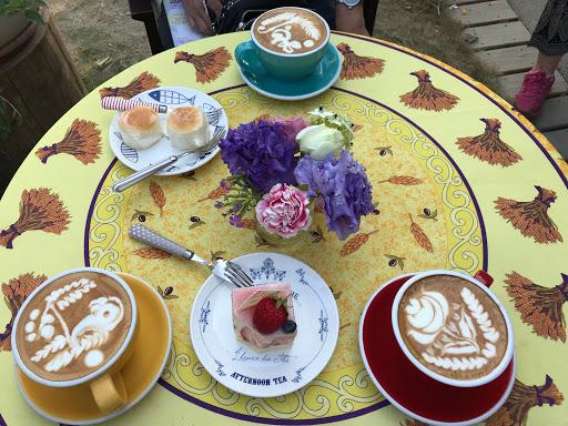 行動城堡咖啡館