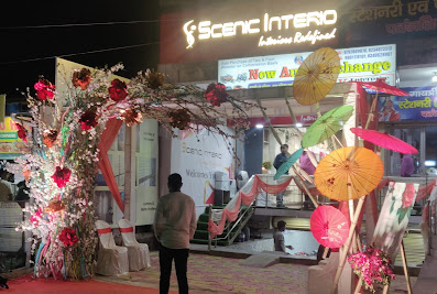 Scenic Interio – Wallpaper distributors and wallpaper dealer, windows blinds, Glass films, Mattress, Wooden flooring Jamshedpur