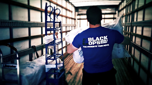 Mover «Black Ops Moving and Delivery», reviews and photos