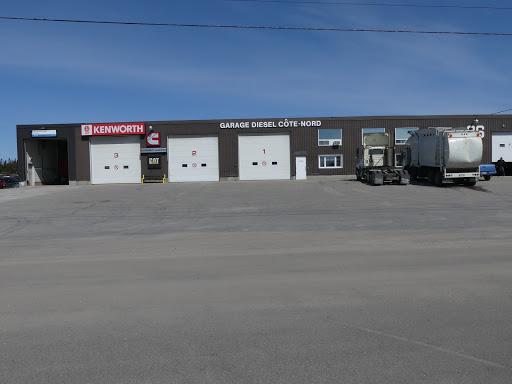 Réparation de camion Garage Diesel Côte-Nord à Baie-Comeau (Quebec)   AutoDir