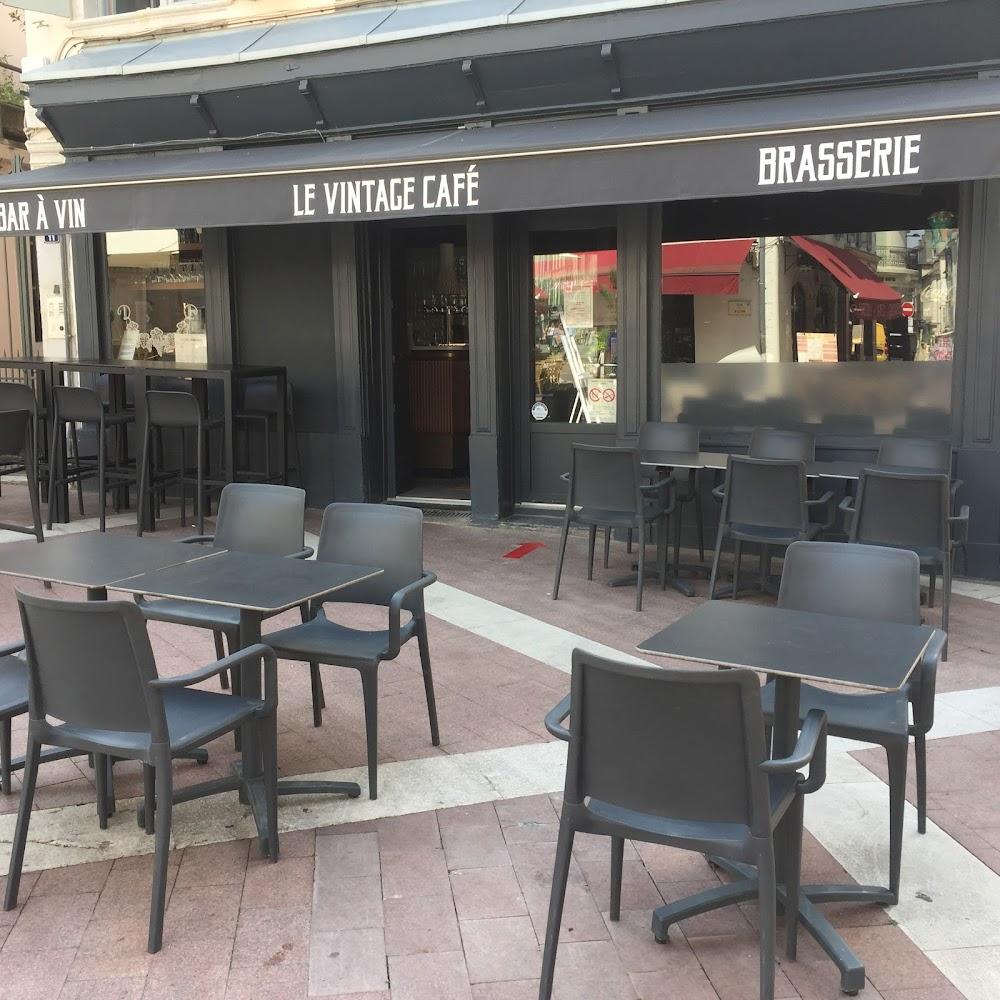 photo du resaurant Le Vintage Café