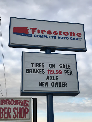 Tire Shop «Firestone Complete Auto Care», reviews and photos, 2861 Fort Campbell Blvd, Clarksville, TN 37042, USA