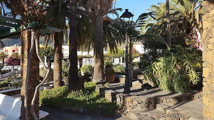 Oficina de Información Turística de El Paso. CIT Tedote La Palma.