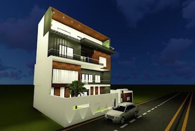 Architect Rohit Shinghal Studio: K.R.D.S.Bareilly