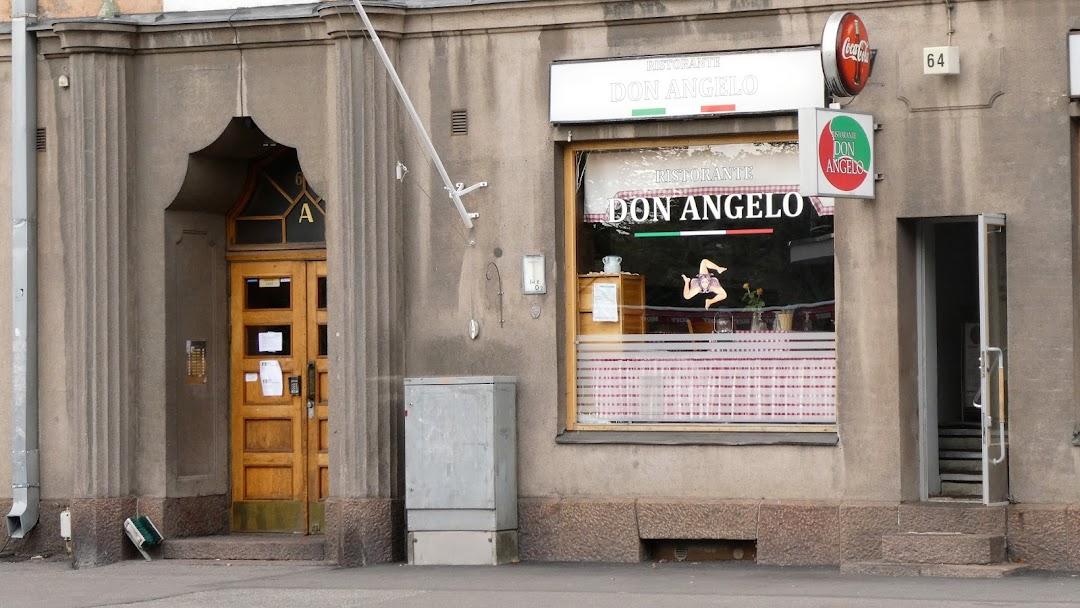 Pizzeria Don Angelo
