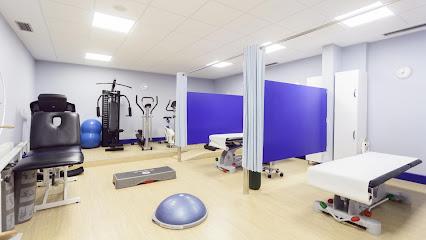 imagen de masajista Centro de Mejora Física