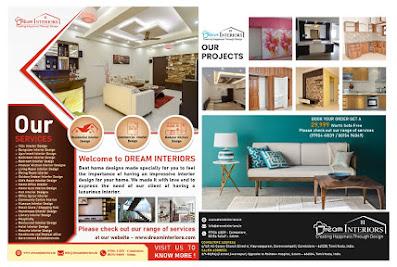 Dream Interiors – Interior Designers in Coimbatore | Interior Decorators in Coimbatore | Modular Kitchen | Home Interiors designers Coimbatore