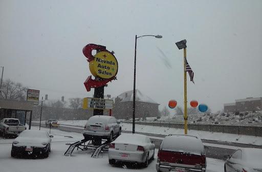 Used Car Dealer «Nevada Auto Sales», reviews and photos, 934 S Nevada Ave, Colorado Springs, CO 80903, USA