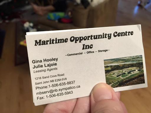 Office Rental Maritime Opportunity Center Inc in Saint John (NB)   LiveWay
