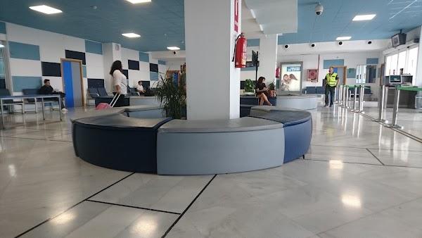 Aeropuerto de Melilla MLN