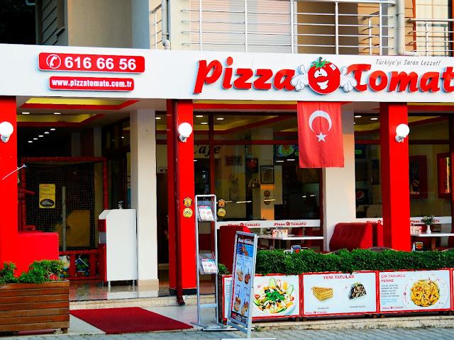 Pizza Tomato Hisarönü