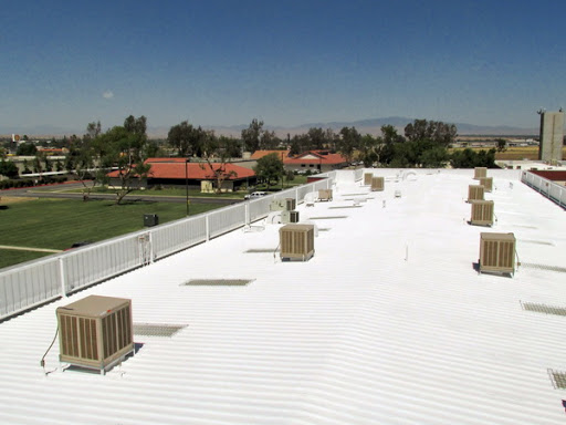 Durable Cool Roofs in Fresno, California