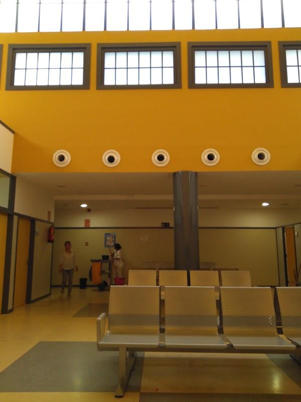 Centro de Salud Lavapiés