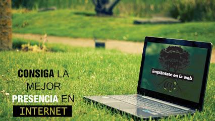 Implantate en la Web