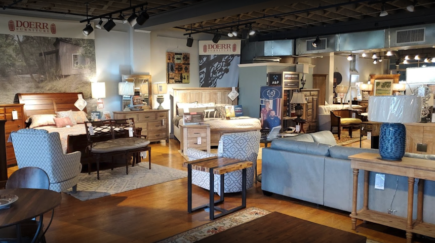 Doerr Furniture Where To, Doerr Furniture In New Orleans