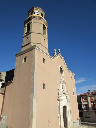 Parròquia de Sant Hipòlit de Voltregà