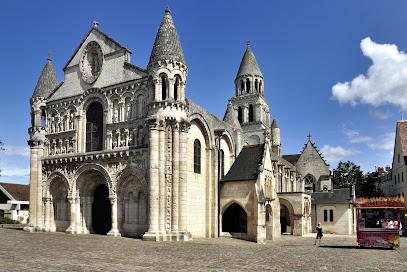 Église Notre-Dame la Grande, Poitiers