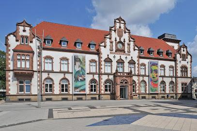 Kunstmuseum Mülheim an der Ruhr in der alten Post