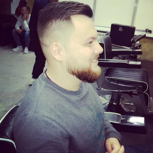 Салон красоты «TOP GUN barbershop» в городе Егорьевск, фотографии