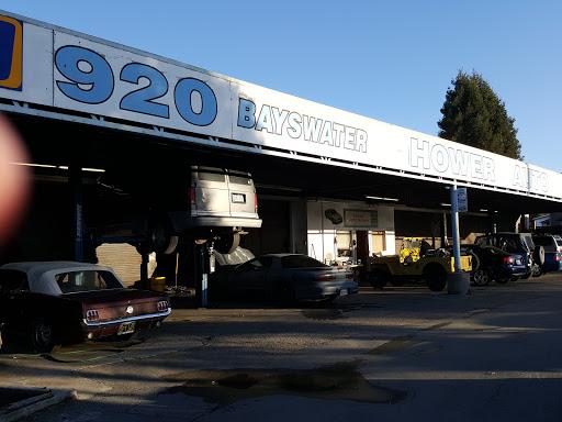 Auto Repair Shop «Hower Auto Repair», reviews and photos, 920 Bayswater Ave, Burlingame, CA 94010, USA