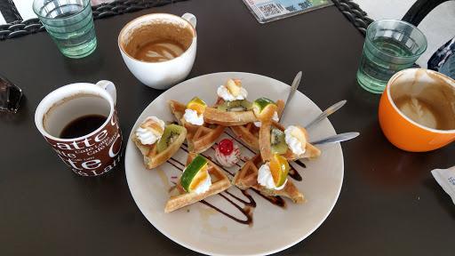 三個儍瓜咖啡廳
