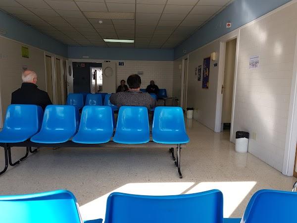 Centro de Salud Labañou