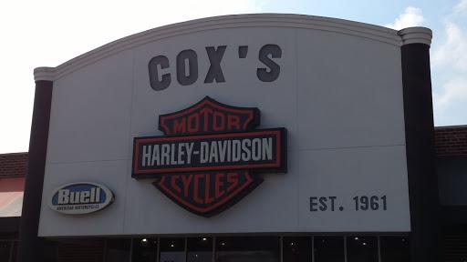 Harley-Davidson Dealer «Coxs Harley-Davidson of Asheboro», reviews and photos