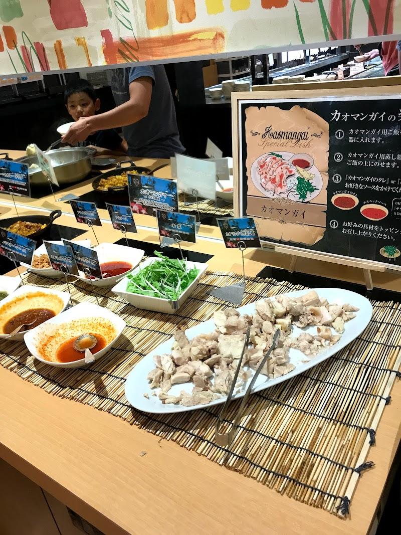 神戸 クック ワールド ビュッフェ 郡山 店